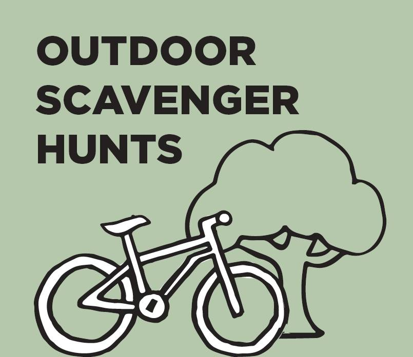 Fall 2020 Outdoor Scavenger Hunts
